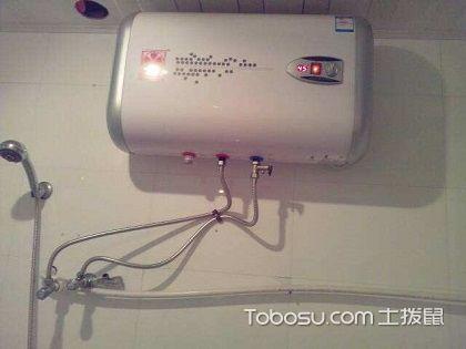 学习电热水器安装,简单方便易于上手