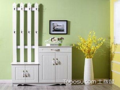 玄关鞋柜衣架,进门的一道亮丽风景线