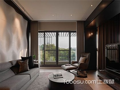二居室装修费用:分档次计算,来看看你能接受的范围吧!
