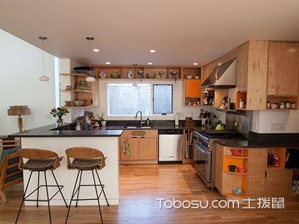 開放式廚房利弊解析,你想把廚房裝成什么樣?