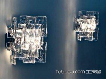 壁灯安装高度,不同空间不同高度