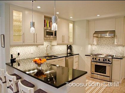 开放式厨房设计,这些厨房问题你都知道吗?