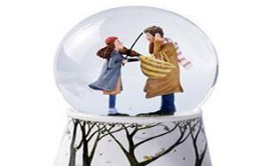 【雪花玻璃球】雪花玻璃球含义,雪花玻璃球怎么制作,一般多少钱,图片大全