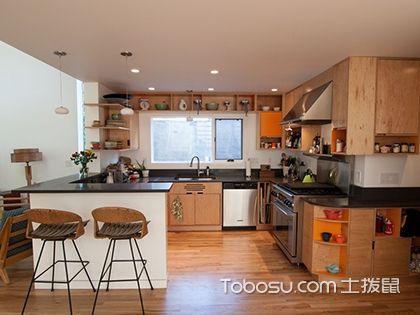开放式厨房四大清洁妙招,让厨房永葆干净亮丽!