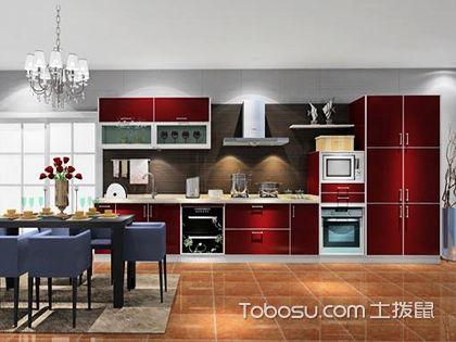 三大廚房形狀優缺大解析,你最中意哪一款?