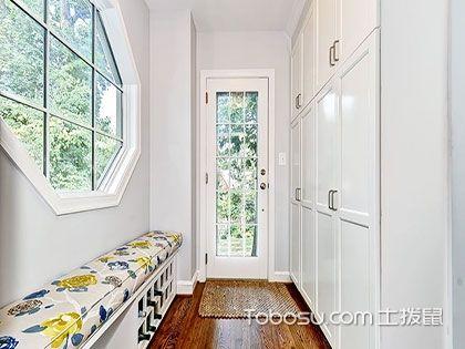 多样化的玄关设计,让您进门眼前一亮
