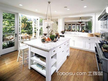 开放式厨房装修误区竟然有这么多?你中招了没?