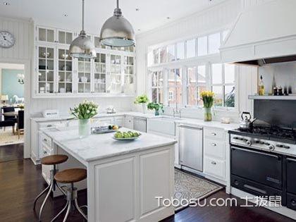 開放式廚房布局方法,合理布置讓功能更完善!
