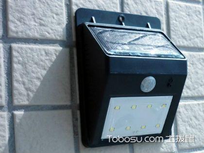 太阳能壁灯怎么样,从太阳能壁灯特点说起