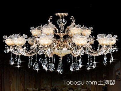 卧室吊灯水晶灯图片,一手掌握温馨卧室的秘诀!