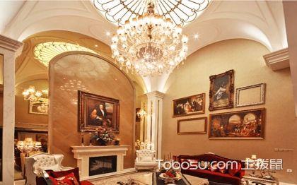 欧式风格背景墙造型常用处理方法是什么?欧式风格设计原来这么简单