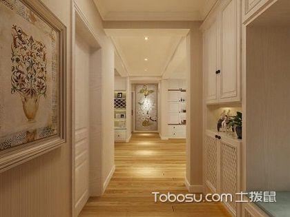 走廊玄关壁柜,家居装修一物多用的好帮手!