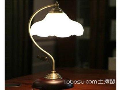 旧物改造台灯方法,教你变废为宝!