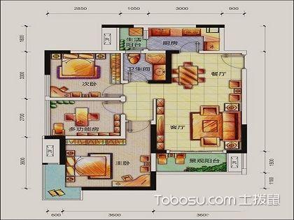 85平米房子怎么装修,教你学会装修你的避风港