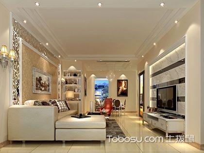 105平米三室兩廳怎樣裝,房屋效果圖告訴你!