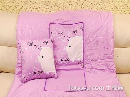 分析告诉你,抱枕被和抱枕毯哪个好!