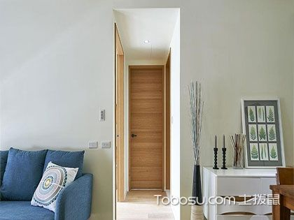 小户型走廊吊顶效果图,简约才是小户型吊顶装修的王道