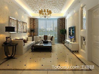 简欧客厅效果图,带你体验简约现代的魅力!