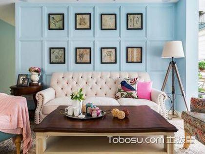 120平米三居室装修效果图,入户玄关的设计足以让人惊叹!