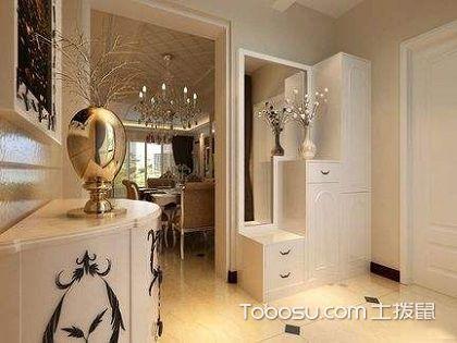 最新玄关鞋柜效果图,让家装更有品质