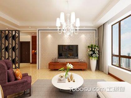 90平三居室装修效果图,不可复制的现代简约美!