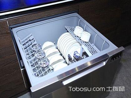 抽屉式洗碗机好用吗?容量更大更卫生!