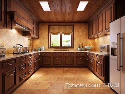 中式厨房和西式厨房对比,它们不同的地方在哪里