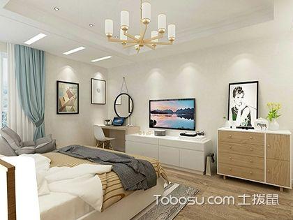 131平三居室装修样板间,色彩斑斓充满魅力的北欧风情!