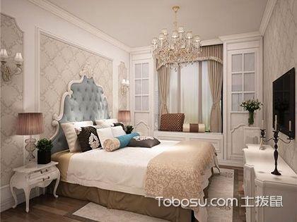 136平三居室装修效果图,简欧设计享受优雅人生!