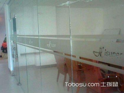 玻璃门腰线有哪些材质,尺寸又该如何选择