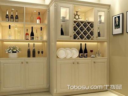 牢记酒柜设计注意事项,给生活添一点情调