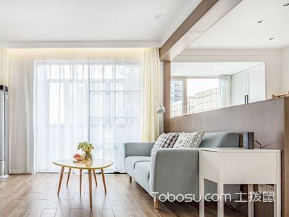 89平北欧风格样板房,暖暖的很贴心