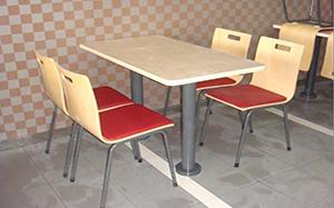 【快餐桌椅】快餐桌椅尺寸,快餐桌椅摆放,价格,图片