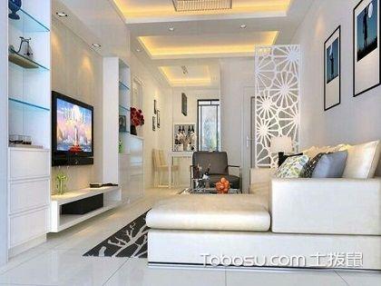 二居室装修风格赏析,简约风让生活更舒畅!