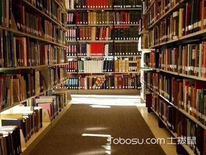 图书馆书架设计,为你营造浪漫温情的读书氛围