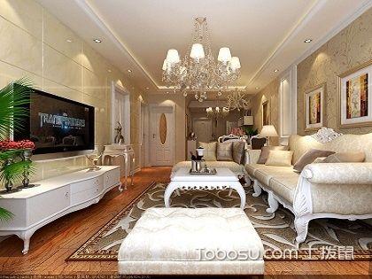 50平米二居室装修,小户型依旧能够装出格调