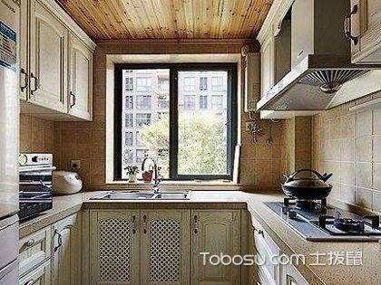 u型厨房装修攻略,手把手带你打造精致烹饪空间