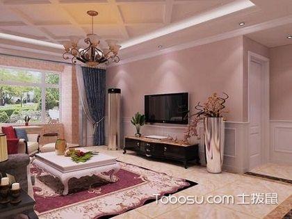 歐式風格客廳墻裙,具有裝飾保護墻面的雙功能!