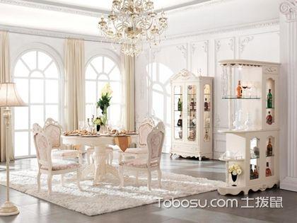 法式风格家具有哪些特点?细节处理最显著