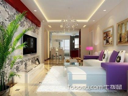 99平米二居室装修设计,做成这样简直完美