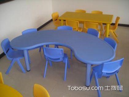 儿童桌椅价格有多少,选购这些要把好关