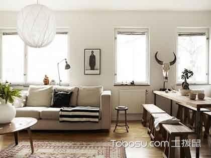 33平米一居室装修方案,让小家也能散发大风采!