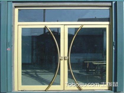 玻璃门维修的方法,延长玻璃门的使用寿命!