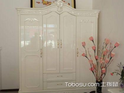 欧式风格衣柜选购,如何选欧式衣柜