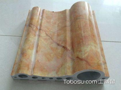 石塑线条安装方法介绍,墙面需要刮腻处理