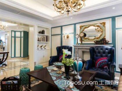 法式风格的色彩搭配原则,舒适、朴实为主