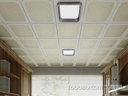 PVC扣板吊顶安装方法介绍,什么是PVC扣板吊顶