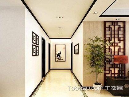 走廊吊顶高度设计合理,才能有最好居住体验