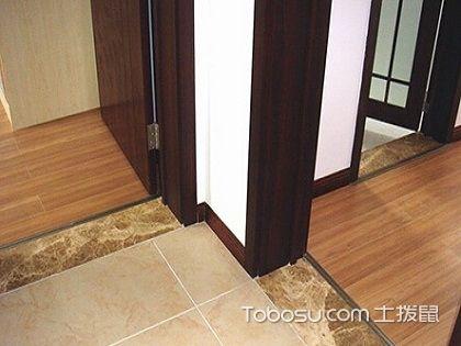过门石铺贴,家居装修中不可忽视的环节