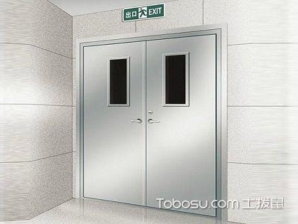 防火门尺寸,选择合适标准提高安全性能!